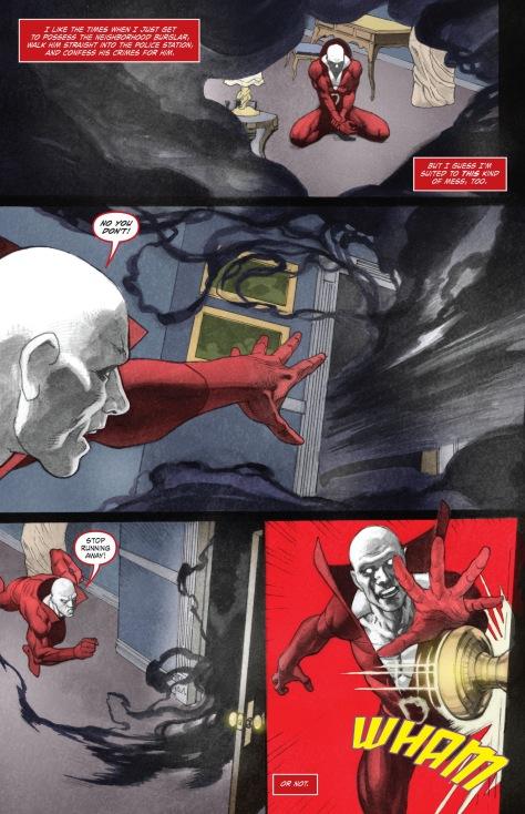 From Deadman: The Dark Mansion of Forbidden Love #1 by Lan Medina & Jose Vilaarubia