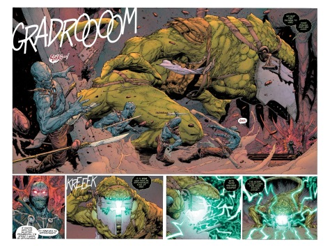 From Seven To Eternity #2 by Jerome Opena & Matt Hollingsworth