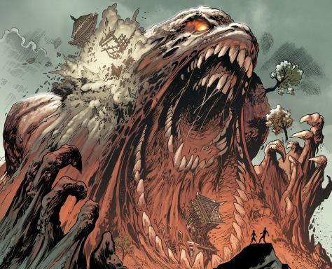 From Detective Comics #943 by Alvaro Martinez, Raul Fernandez & Bran Anderson