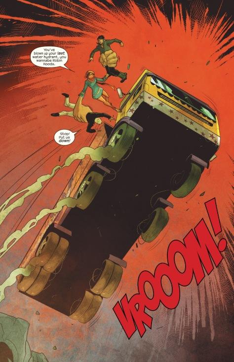 From Ms. Marvel #12 by Mirka Adolfo & Ian Herring