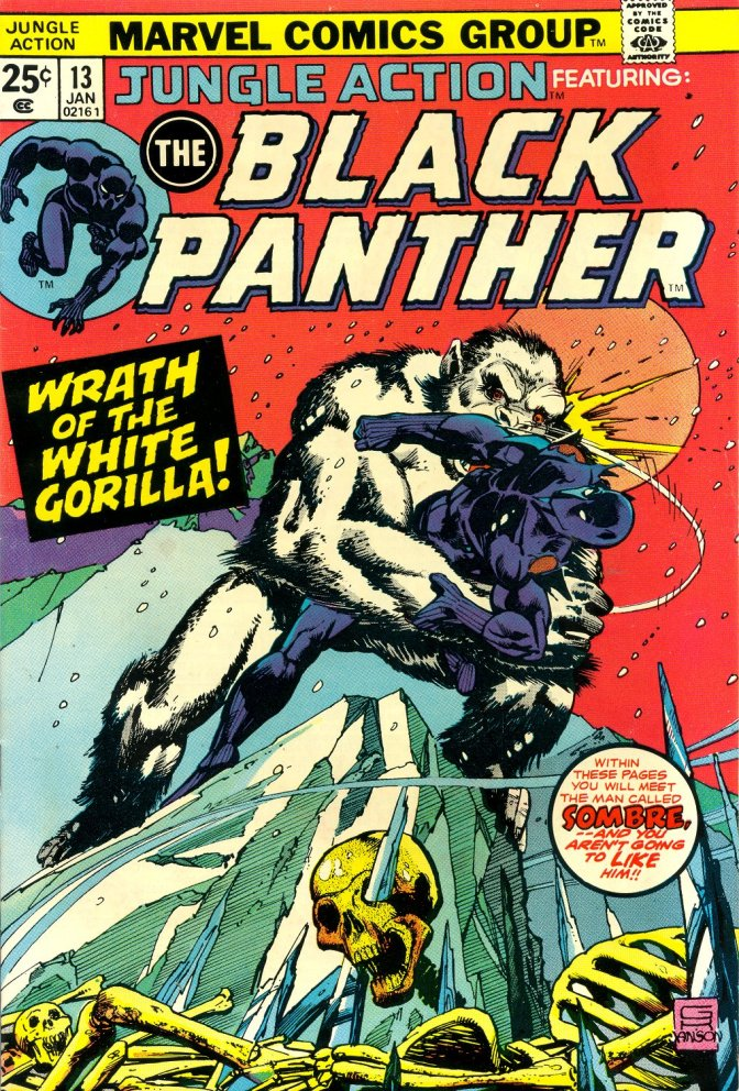 NYCC: Black Panther 50th Anniversary Panel