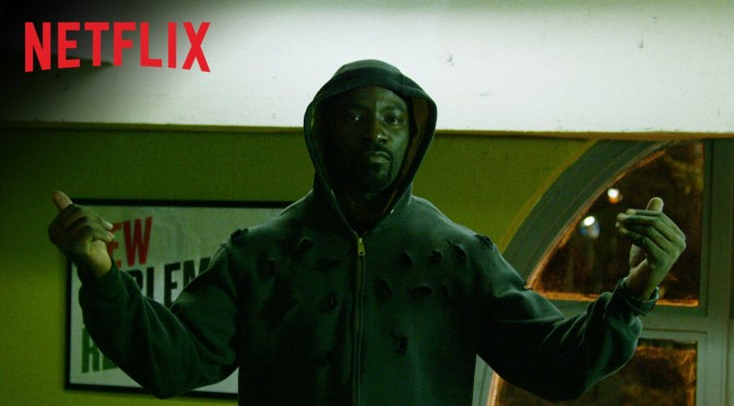 Review of Luke Cage, Episodes #9-13