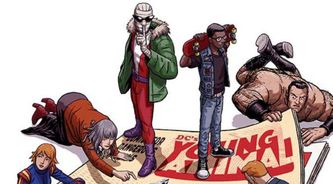This Week's Finest: Doom Patrol #2