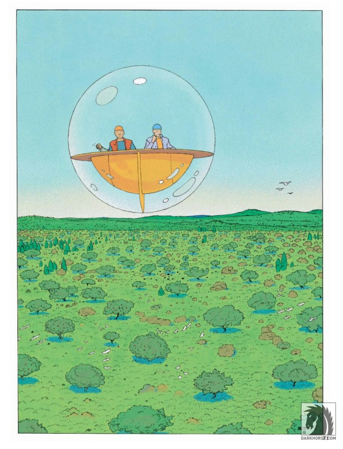 Change Is The Only Constant: Moebius & The World Of Edena