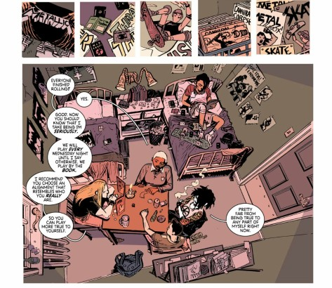 From Deadly Class #23 by Wes Craig & Jordan Boyd