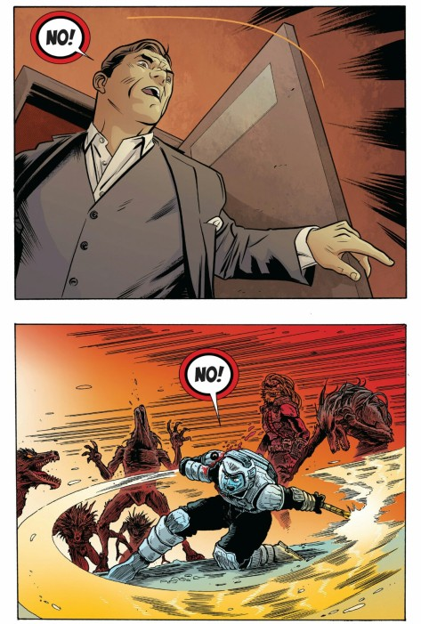 From Moon Knight #8 by James Stokoe, WIlfredo Torres & Michael Garland