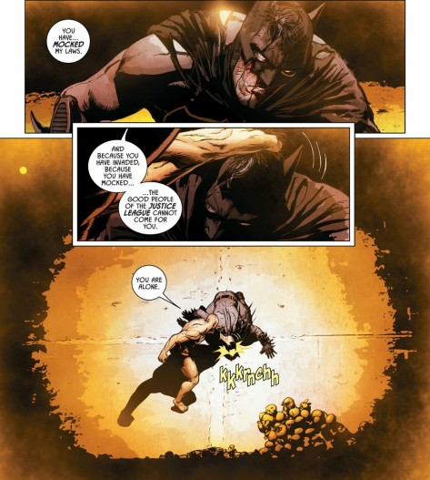 From Batman #10 by Mikel Janin & June Chung