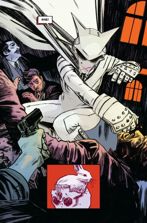 From Mother Panic #1 by Tommy Lee Edwards