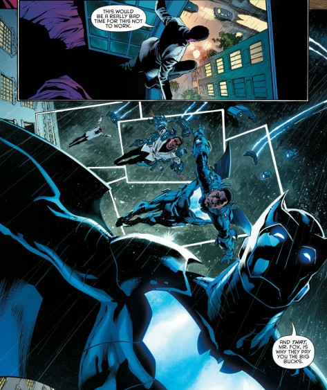 From Detective Comics #944 by Eddy Barrows, Eber Ferrera & Adriano Lucas
