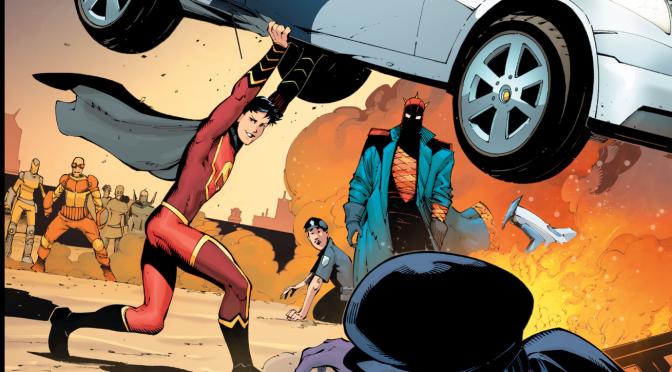 This Week's Finest: New Super-Man #5