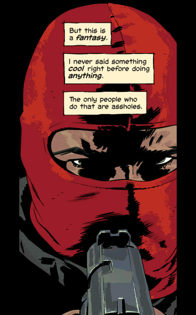 This Week's Finest: Kill or Be Killed #4