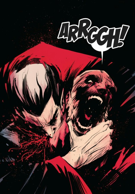 From Old Man Logan #14 by Felipe Andrade & ian Herring