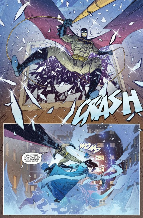 From Batman Annual #1 by RIley Rossmo & Ivan Plascencia