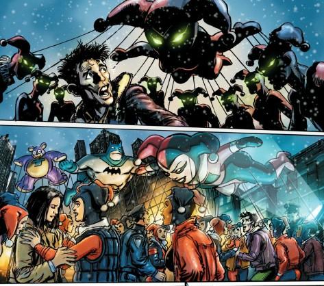 From Batman Annual #1 by Neal Adam