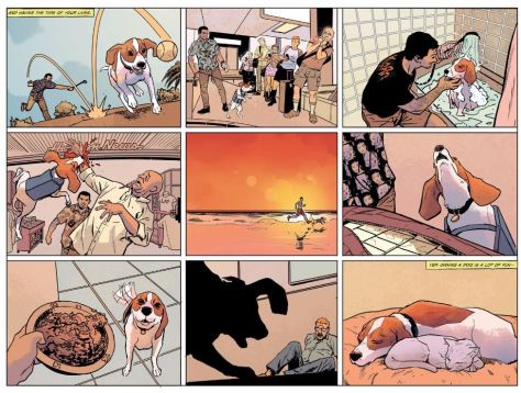 From The Fix #7 by Steve Lieber & Ryan Hill