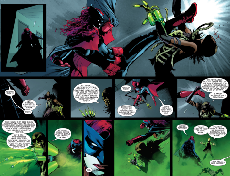 From Detective Comics #946 by Eddy Barrows, Eber Ferreira & Adriano Lucas