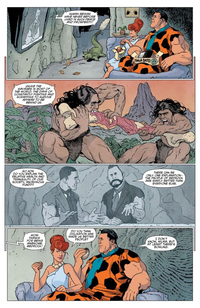 This Week's Finest: The Flintstones #6