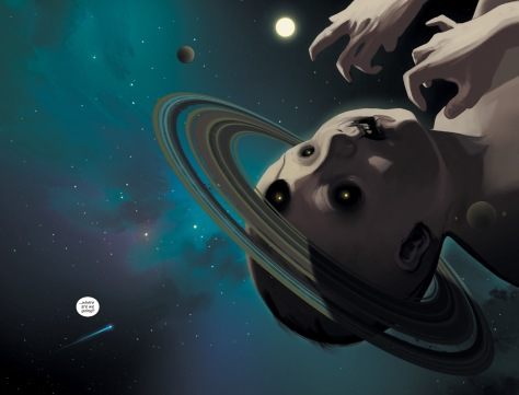From Saga #24 by Fiona Staples