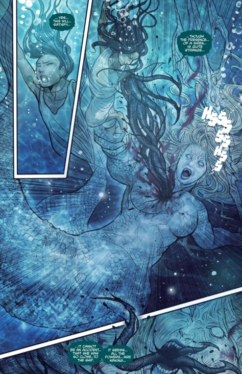From Monstress #8 by Sana Takeda