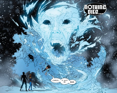 From Ultimates 2 #2 by Travel Foreman & Dan Brown