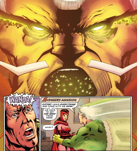 From Avengers 2.1 by Barry Kitson, Mark Farmer & Jordan Boyd