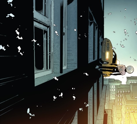 From Dr Strange #15 by Chris Bachalo & Antonio Fabela