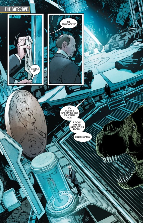 From Batman #13 by Mikel Janin & June Chung