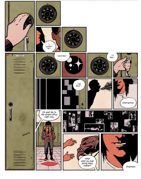 From 4 Kids Walk Into A Bank #3 by Tyler Boss & Clare Dezutti