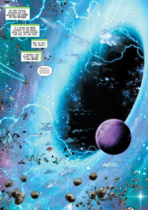 From Gamora #1 by Marco Checchetto & Andres Mossa