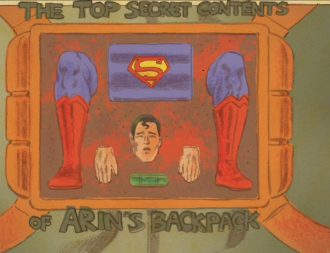 From Cave Carson Has A Cybernetic Eye #3 by Tom Scioli