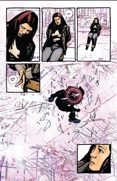 From Jessica Jones #3 by Michael Gaylord & Matt Hollingsworth