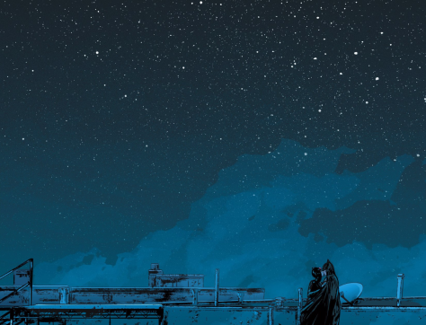 From Batman #14 by Mitch Gerads