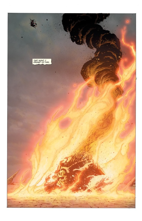 From Seven To Eternity #4 by Jerome Opena & Matt Hollingsworth