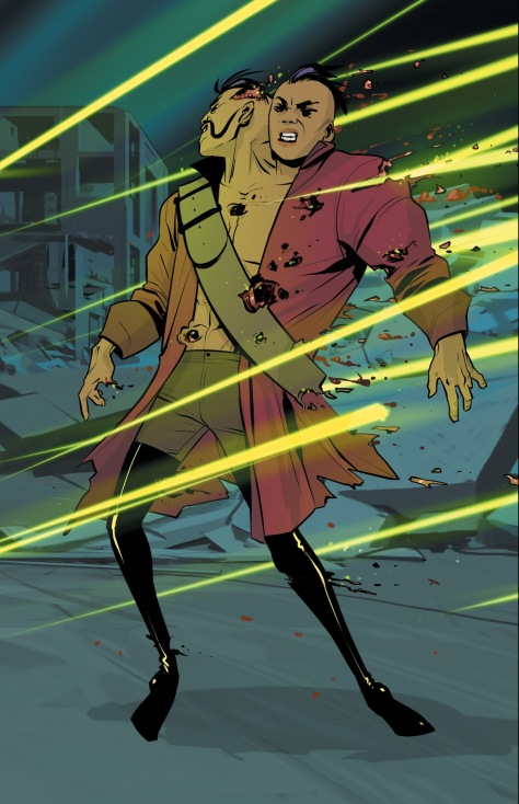From Saga #41 by Fiona Staples