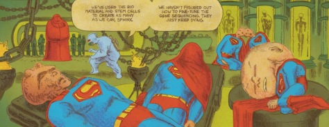 From Cave Carson Has A Cybernetic Eye #4 by Tom Scioli