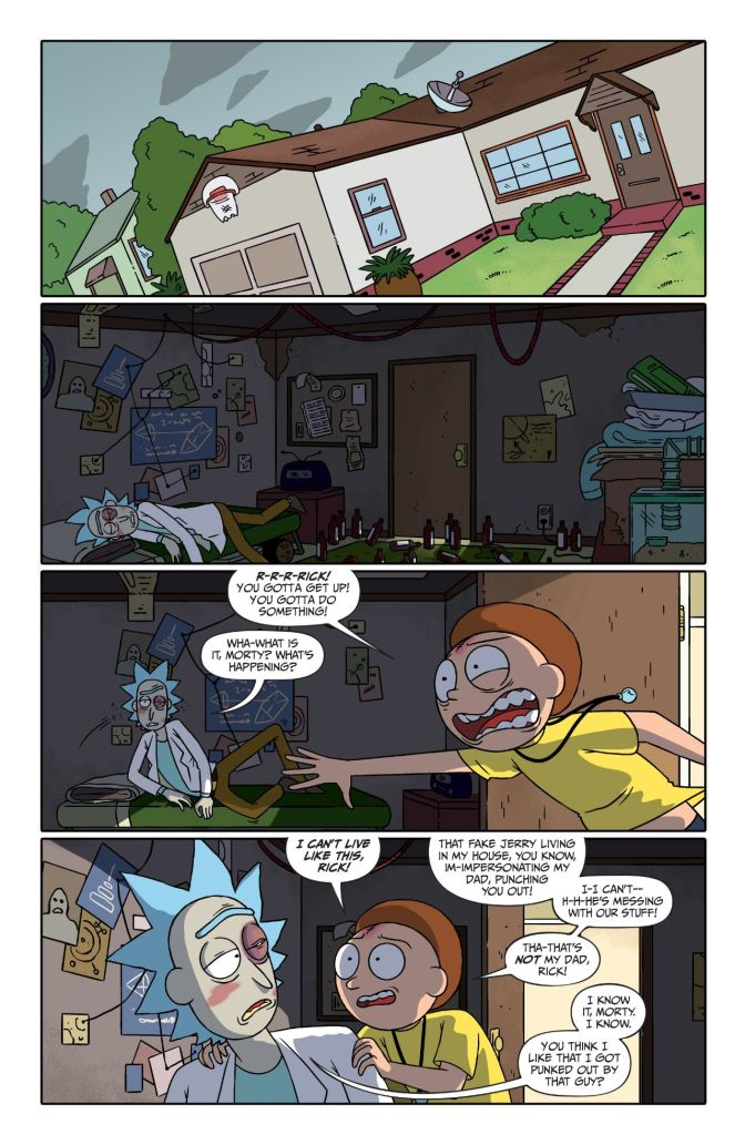 This Week's Finest: Rick and Morty #22