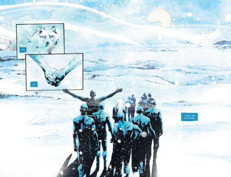 From All Star Batman #6 by Jock & Matt Hollingsworth