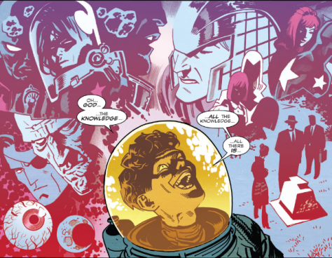 From Black Widow #10 by Chris Samnee & Mathew Wilson