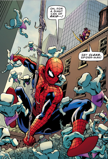 From Avengers #3.1 by Barry Kitson, Mark Farmer & Jordan Boyd