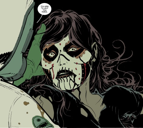 From Deadly Class #26 by Wesley Craig & Jordan Boyd