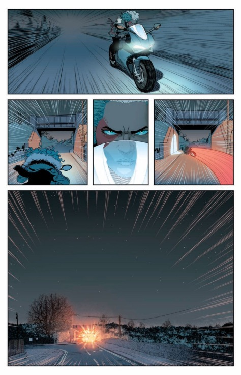 From The Wicked + The Divine #26 by Jamie McKelvie & Matt Wilson