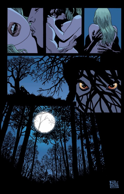 From Moonshine #5 by Eduado Risso & Cristian Rossi