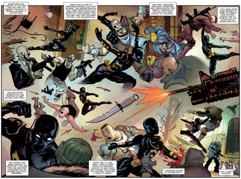 From Detective Comics #950 by Marcio Takara & Dean White