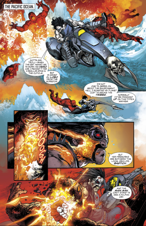 From Justice League of America #1 by Ivan Reis, Joe Prado, Oclair Albert, Julio Ferreira & Marcelo Mailo