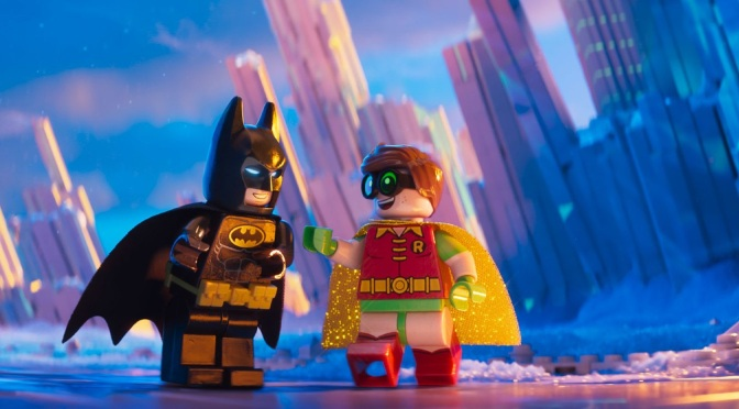 Review of The LEGO Batman Movie