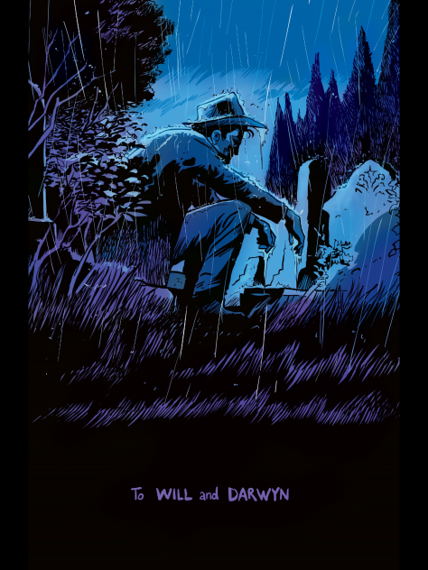 From The Spirit: The Corpse Make #1 by Francesco Francavilla