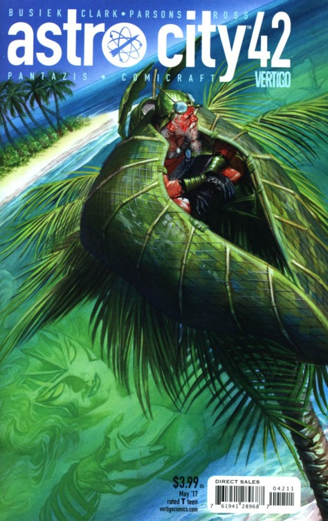Astro City 42 Alex Ross