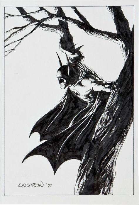 Batman Bernie Wrightson