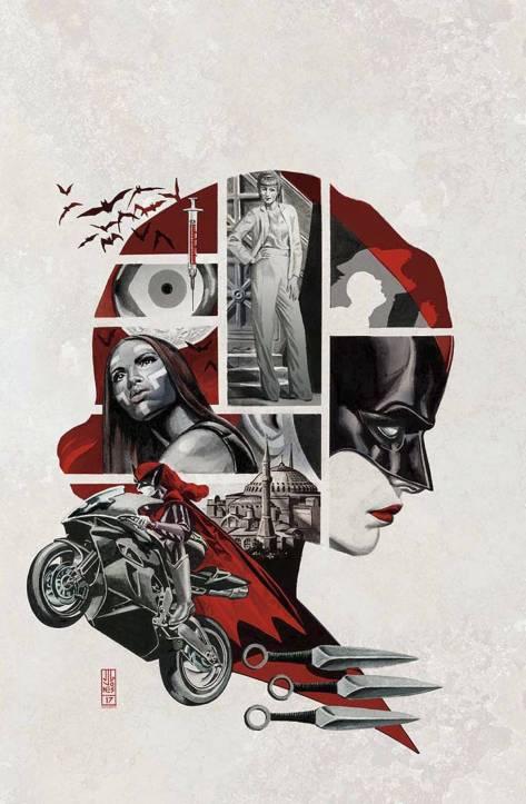 Batwoman 1 J. G. Jones