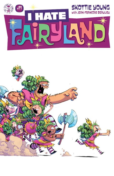 I Hate Fairyland 11 Skottie Young